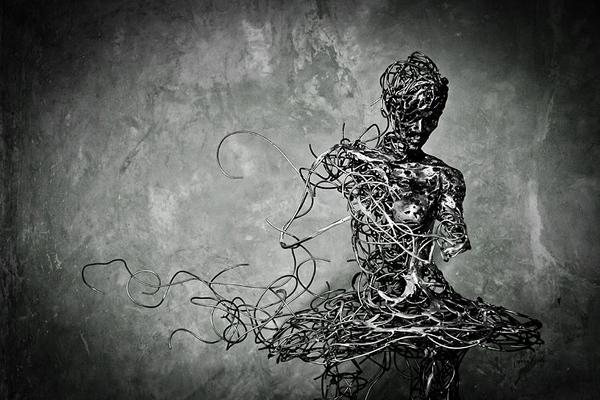 Esculturas de Regardt van der Meulen