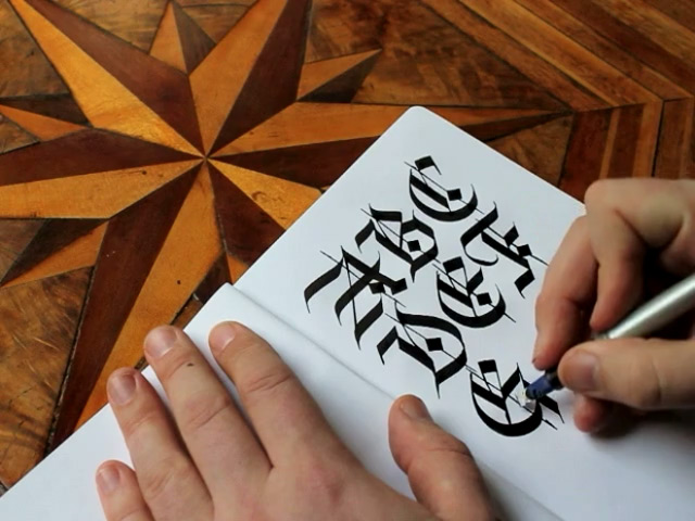 Escritura medieval