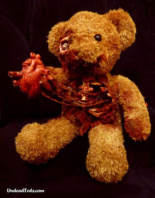 zombie Teds