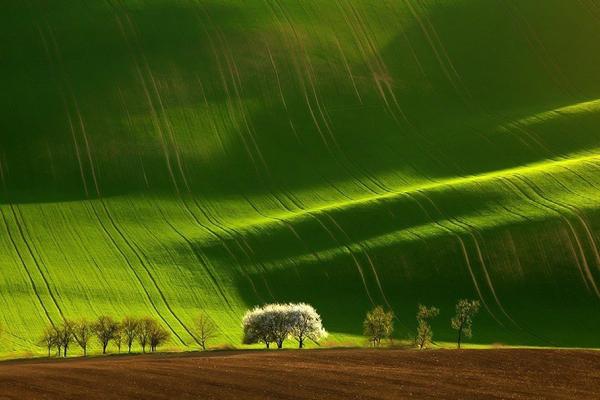Toscana y Moravia vistas por dos fotógrafos