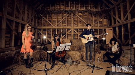 SiVU 'Sleep' – In The Woods Barn Sessions